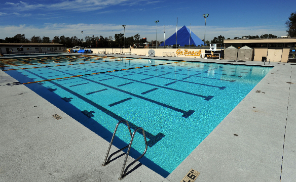 Ken Lindgren Aquatics Center