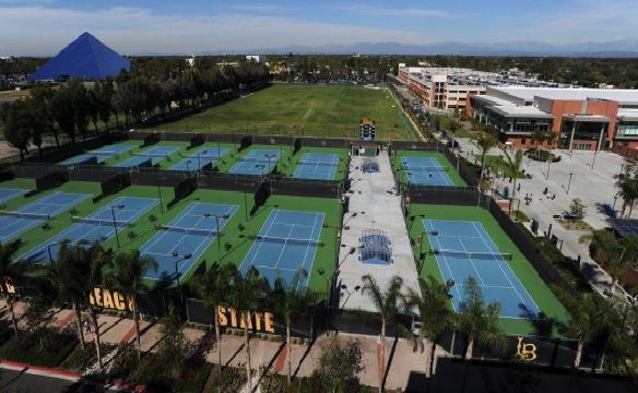 Rhodes Tennis Center