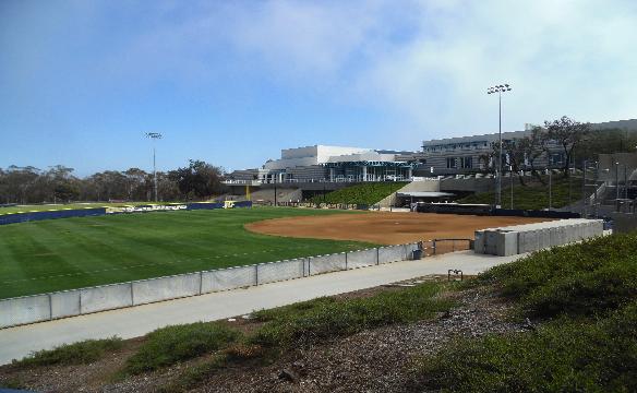 Triton Softball Field
