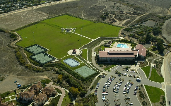 Anteater Recreation Center (ARC) Fields Complex