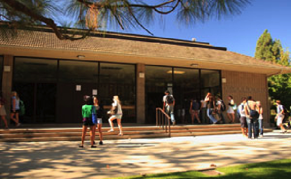 Murchison Gymnasium
