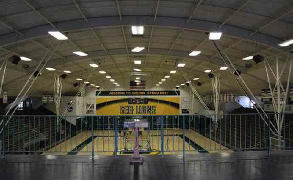 Golden Gymnasium