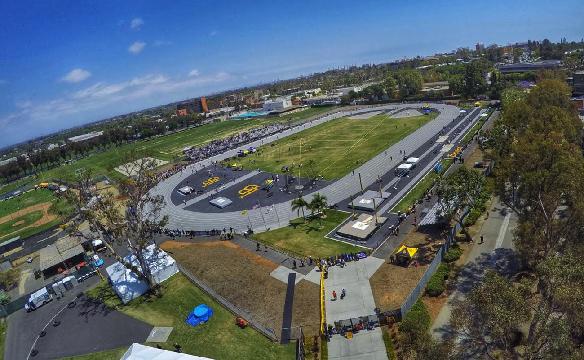 Jack Rose Track Stadium